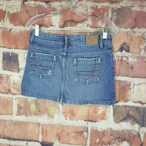 American Eagle Outfitters Skirts - American Eagle Denim Skirt Womens Size 2 Mini